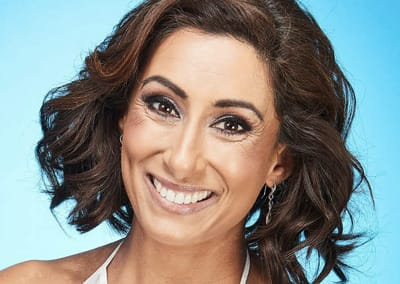 Loose Women panellist Saira Khan chats confidence, beauty and what makes her feel good