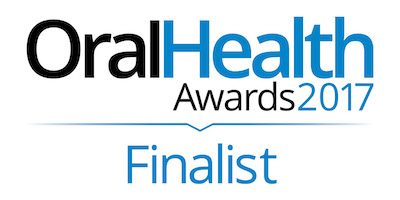 The Oral Health Awards Finalist
